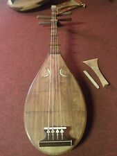 Japanese BIWA Musical Instrument WOW CHECK OUT THE VIDEO