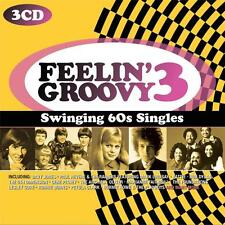 FEELIN' GROOVY VOLUME 3 VARIOUS ARTISTS 3 CD NEW