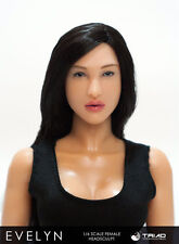 Triad Toys Evelyn Female Headsculpt 1/6th Sixth Scale