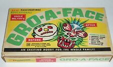 1969 Uncle Milton's GRO-A-FACE Monster Toy sea monkeys mr potato head ant farm