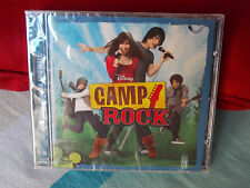 CAMP ROCK Original Soundtrack  DISNEY  CD  SEALED