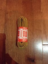 """Boot Replacement Laces 72"""" Pair Rhino Tips Rare New Great for Timberlands & more"""