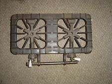 GRISWOLD TWO BURNER GAS HOT PLATE