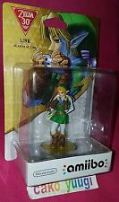 RARE AMIIBO LINK ZELDA OCARINA OF TIME 30TH YEAR EDITION DEFECT ERROR NINTENDO