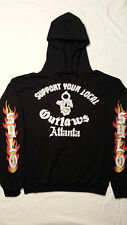 Outlaws MC SYLO AOA Hand & Gun Support Hoodie, Med- 2X  Please specify size!!