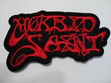 MORBID SAINT EMBROIDERED PATCH