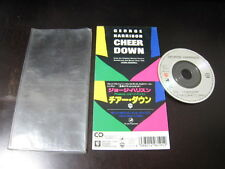 "George Harrison Cheer Down Japan 3 inch Mini CD Single Beatles 3"" CDS Jeff Lynn"
