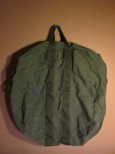 US Army Vietnam Era Flyers Kit Parachute Riggers Pack Duffel Bag Backpack Vtg