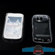 silicone case TPU transparent for Nokia 808 PureView