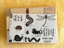 Stampin Up 2006...BUGS & KISSES  NEW! UM  Rubber Stamp