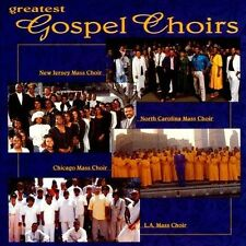 Various Artists - Greatest Gospel Choirs CD NEW