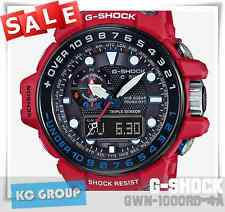 G-SHOCK BRAND NEW WITH TAG GULFMASTER GWN-1000RD-4A RED X BLACK  Digital WATCH