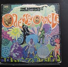 The Zombies - Odessey And Oracle LP VG TES 4013 1st Stereo Date Vinyl Record