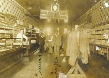 1920s Photo Men's Store, Haderdashery Win A Grand Piano Ticket as is
