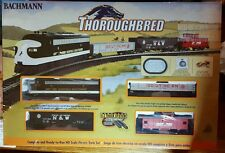 BUCHMANN THOROUGHBRED ELECTRIC TRAIN SET HO 00691 SCALE NEW MSRP $139.00
