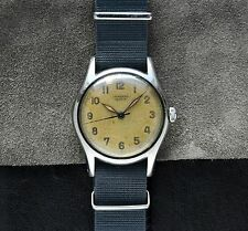 Universal Geneve Vintage Stainless Steel Mens 1940's wrist watch