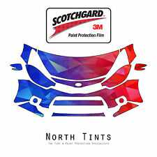 3M Scotchgard Paint Protection PreCut Clear Bra Kit for KIA Forte Koup 2014-2015
