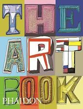 The Art Book by Phaidon Press Editors (2014, Paperback)