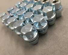 DEFENDER HEAVY DUTY ALLOY WHEEL NUTS - VEHICLE SET OF 20 DISCOVERY 1 - LRC1095