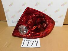 05 06 07 08 09 Cobalt PASSENGER Side Tail Light Used Rear Lamp #1777-T