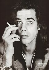 Nick Cave - From Choirboy to Murder Balladeer - A4 Photo Print