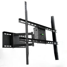 TV Wall Mount Bracket Full Motion Tilt Swivel Fits 32 40 42 47 55 60 65 LCD LED