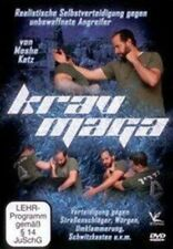 Krav Maga: Realistic Self Defence Against Unarmed Attackers - DVD Region 2
