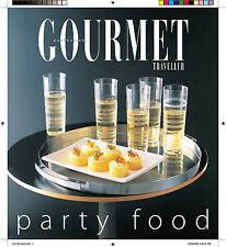 Party Food (Australian Gourmet Traveller),