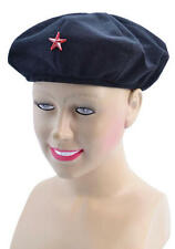 Che Guevara Cuban Revolutionist Beret Hat Guerrilla Citizen Smith Fancy Dress