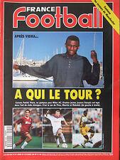 France Football N°2582 (3 oct 1995) Les ffrançais partent à l'étranger - Cantona