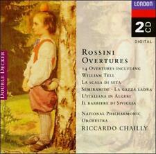 Rossini: Overtures (CD, Jul-1995, 2 Discs, London)