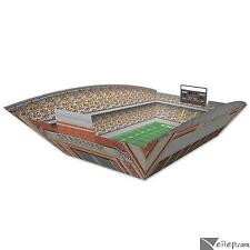"""Beistle Football Stadium Party Decoration Disposable 15"""" Serving Tray"""