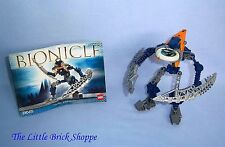 Lego Bionicle 8615 Vahki BORDAKH - Complete with instructions and disc