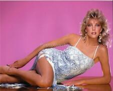 Superb High Resolution Sexy HEATHER LOCKLEAR Embossed Photo By Langdon HL1604