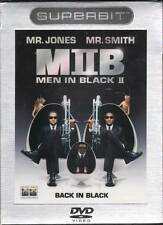 Men in Black II DVD SUPERBIT Will Smith / Tommy Lee Jones  Nuovo Sigillato