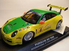 NSR Porsche 997 GT RSR Team Manthey Monza 2012   für Autorennbahn 1:32 Slotcar