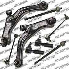 Ford Escape Front New Suspension Kit Control Arm Tie Rod End Stabilizer Bar Link
