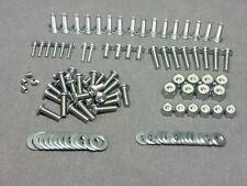 Tamiya TA06 Stainless Steel Hex Head Screw Kit 125++ pcs COMPLETE