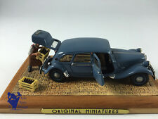 1/43 ORIGINAL MINIATURES DEVOS CITROEN TRACTION COMMERCIALE CASIERS BL1 CORDINA