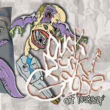 Off Yourself by Duck Duck Goose CD (Roam The River Records) aka Pollution People