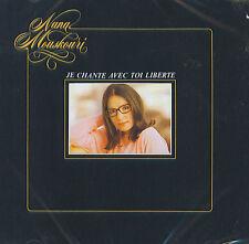 Nana Mouskouri : Je chante avec toi liberté (CD)