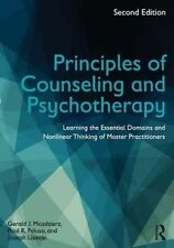 Principles of Counseling and Psychotherapy, Gerald J. Mozdzierz