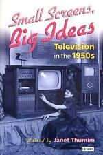 Small Screens, Big Ideas: Television in the 1950s-ExLibrary