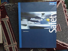 ALLIANZ SAFETY DICTIONARY - FOLDER inc CD - WILLIAMS F1 2003 - PRESS MEDIA INFO