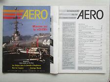 AERO MAGAZINE 16 CONGO 1964-66 MAL ESPACE BK-117 ECOLE AIR CLEMENCEAU SPA BEECH