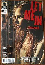 Let Me In: Crossroads (2010) #1-4 - Foil Enhanced Photo Variants - RARE - DHC