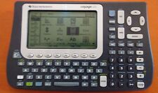 Texas Instruments TI Voyage 200 Graphing Calculator w/ Cover - Excelle Condition