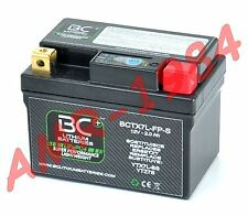 BATTERIA MOTO BC LITIO BCTX7L-FP-S  LITHIUM  = YTX7L-BS  = YTZ7S  SUPERLEGGERA