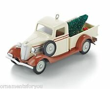 Hallmark 2013 1936 GMC Pickup All American Trucks Series Ornament