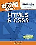 The Complete Idiot's Guide to HTML5 and CSS3 by Joe Kraynak (2011, Paperback)